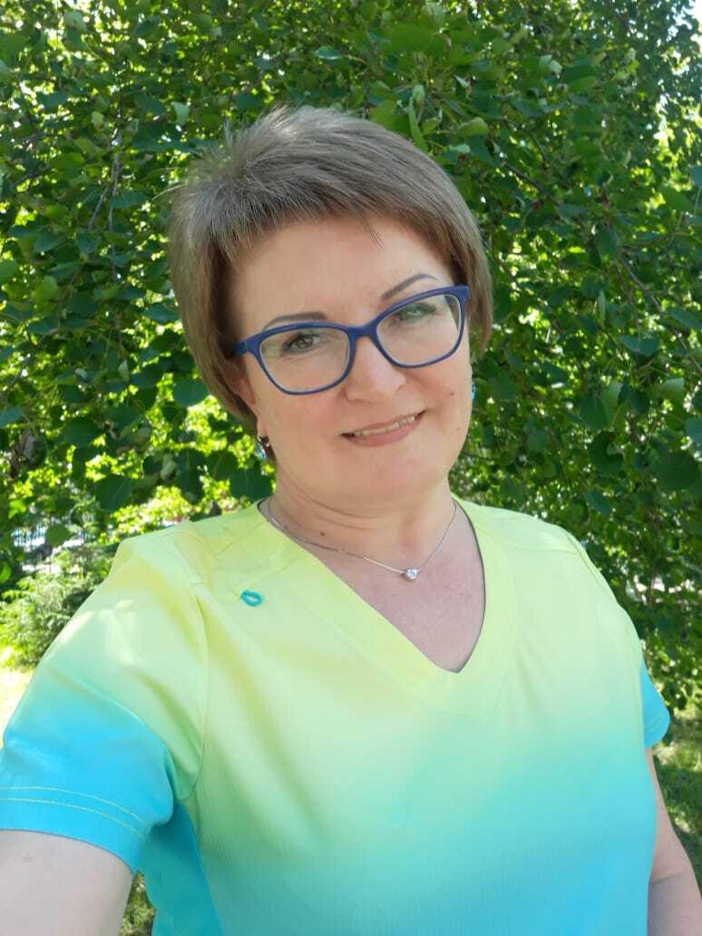 Марина Халтуринская
